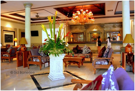 Kuta Seaview Boutique Resort & Spa: Reception