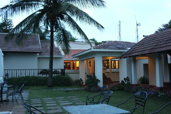 The Gateway Hotel Chikmagalur: Evening view