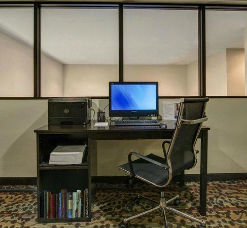 Sleep Inn Shady Grove: Business Center