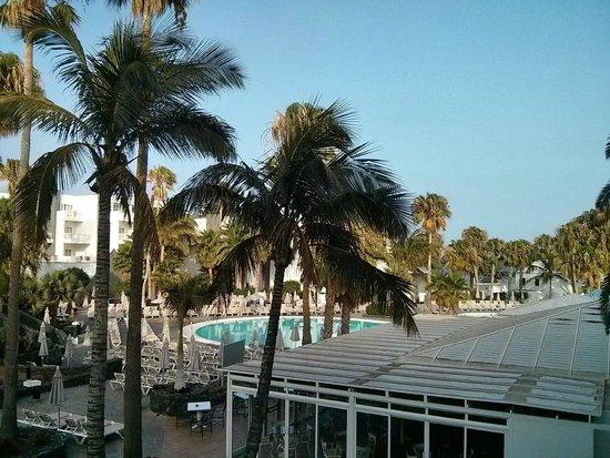 ClubHotel Riu Paraiso Lanzarote Resort: Vista desde la habitación
