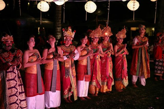 INTERCONTINENTAL Bali Resort : hotel