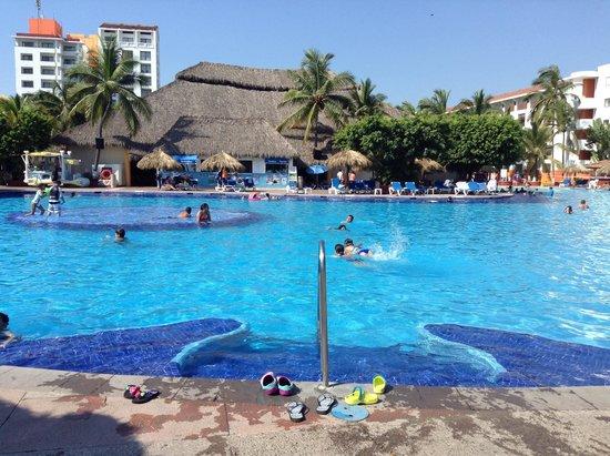 Meliá Puerto Vallarta All Inclusive: Beautiful beach