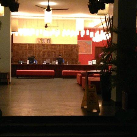TeaHouse: Lobby Area