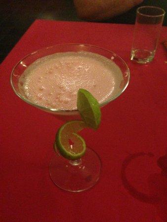 TeaHouse: Cocktail form the restaurant bar