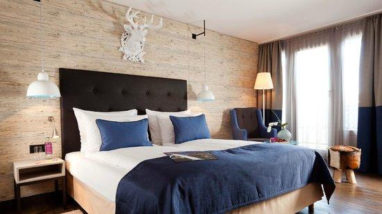 AMERON Hotel Flora Luzern Smart Premium Zimmer