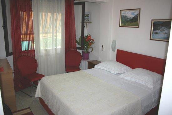 Hotel Kaduku: bedroom
