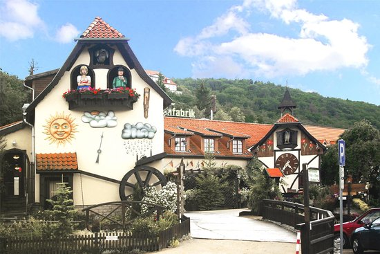 Harzer Uhrenfabrik Museum Gernrode