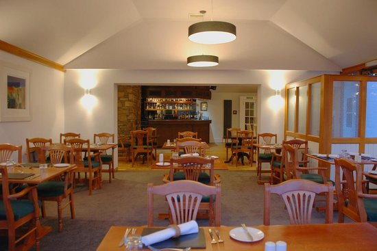 The Achray House Hotel and Lodges: The Conservatory Restaurant & bar
