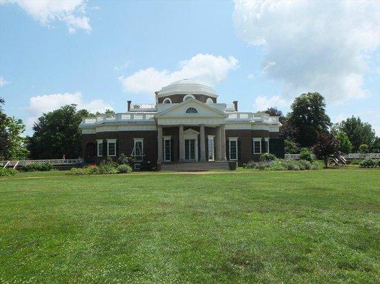 Thomas Jefferson's Monticello: 邸宅