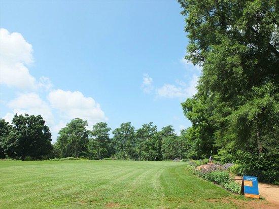 Thomas Jefferson's Monticello: 庭