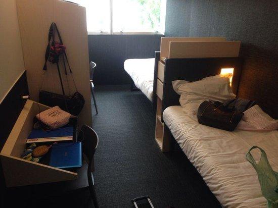 FIAP Jean Monnet: room