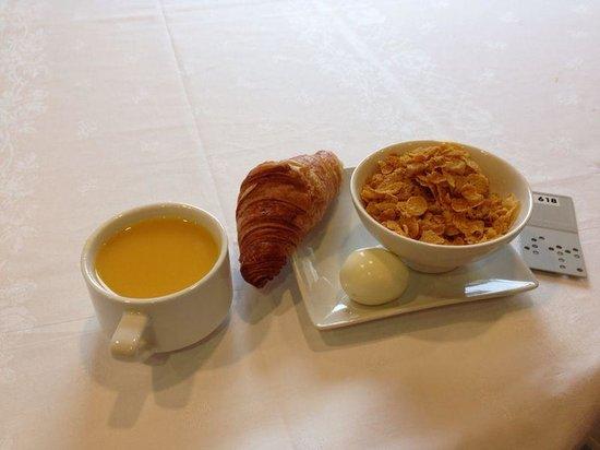 FIAP Jean Monnet: breakfast