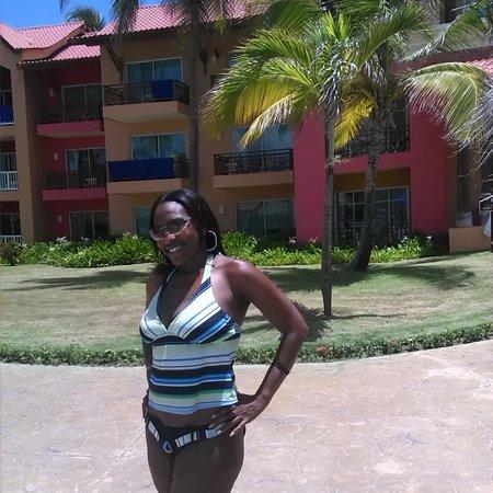 Punta Cana Princess All Suites Resort & Spa : it's ME