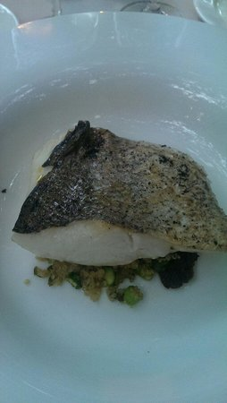 Restaurant de la Riera: Catch of the day -  hake, super smooth and tender