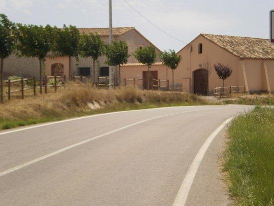 Archs Hotel Rural : Entrada al pueblo