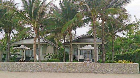 Rest Detail Hotel Hua Hin: Beach villas