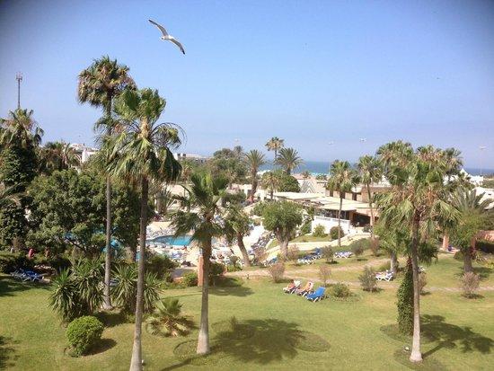 Atlas Almohades Agadir: superbe vue