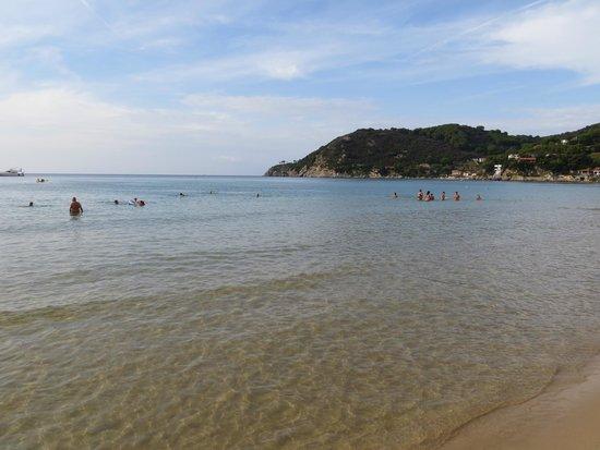 Hotel Casa Rosa : La spiaggia