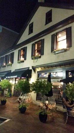 The Pub & Restaurant: the Pub..