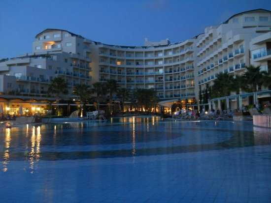 Sealight Resort Hotel: hotel avec la picsine