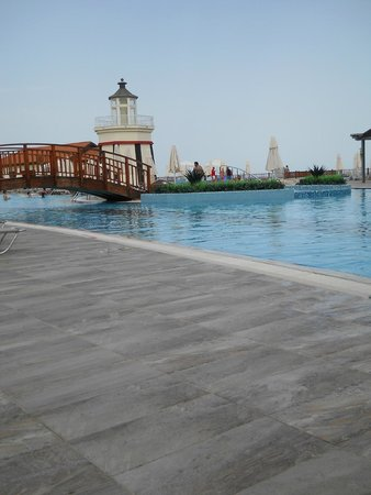 Sealight Resort Hotel: picsine eau douce