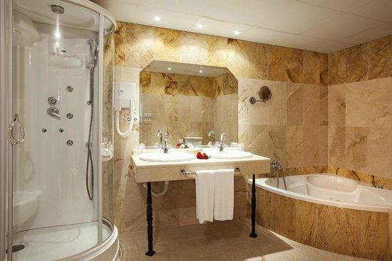 Hotel Finca Eslava : Baño de Junior Suite