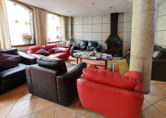 Hotel Montane: Lobby