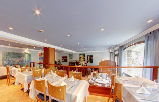 Hotel Montane: Restaurant