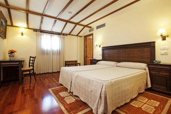 Hotel Finca Eslava : Habitación Doble