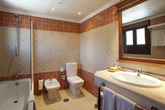 Hotel Finca Eslava : Baño