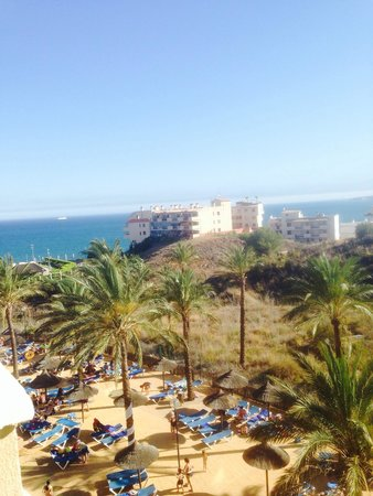 Holiday Palace: Our view from 220, xx