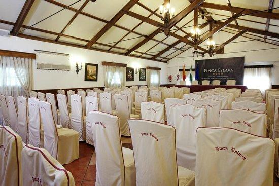 Hotel Finca Eslava : Salón Los Atrojes