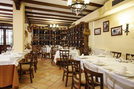 Hotel Finca Eslava : Restaurante