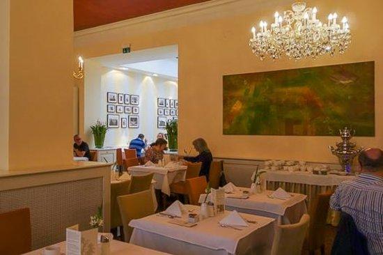 BEST WESTERN PREMIER Kaiserhof Wien: Frühstücksraum