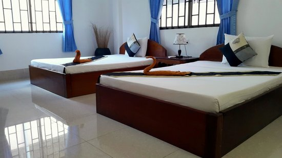 Schein Guesthouse & Restaurant: Twin Room Deluxe