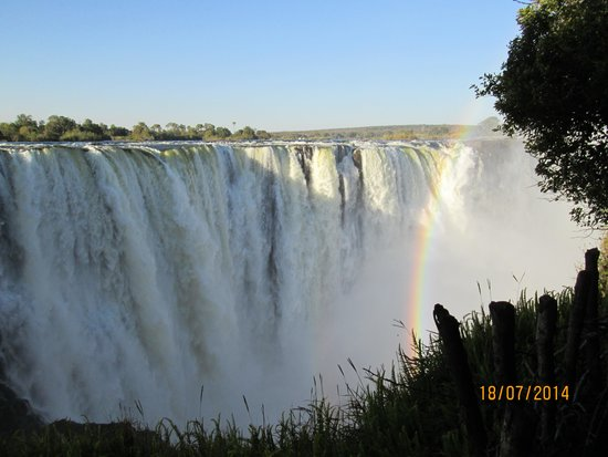 Shearwater Victoria Falls - Day Trips: The pure magic of the falls cannot be captured on camera