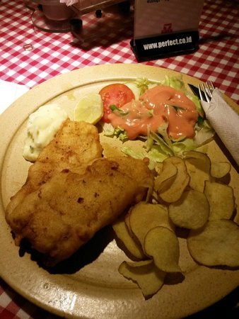 Suis Butcher : Fish and chips