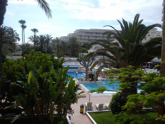Spring Hotel Vulcano: view of pool