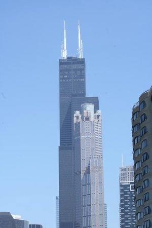 Wendella Sightseeing Boats: Guess which tower this is..