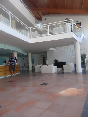 Hotel Luna Lughente : hall