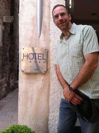 Hotel Vestibul Palace: Hotel Vestibul Split Croatia