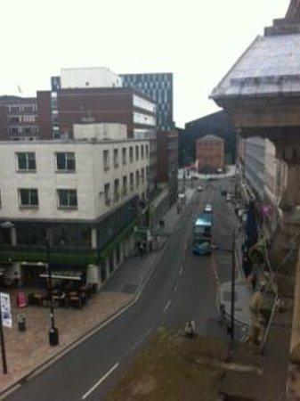62 Castle Street : James Street