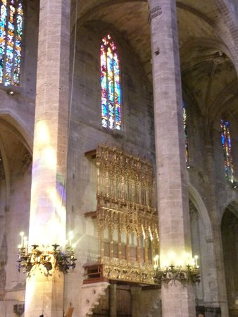 Palma Catedral Le Seu: Interno