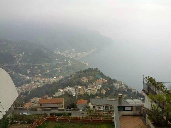 La Taverna dei Briganti: Sea view I won....