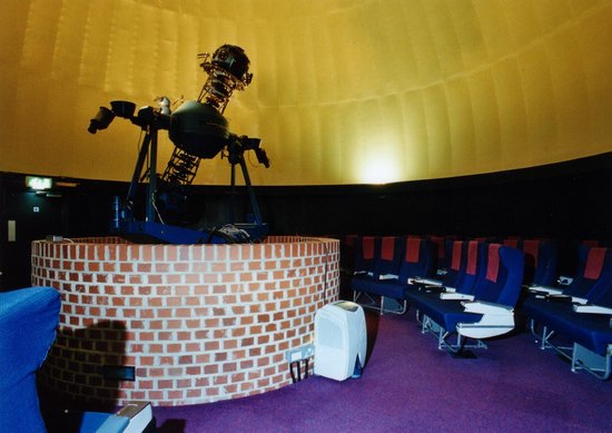 South Downs Planetarium and Science Centre