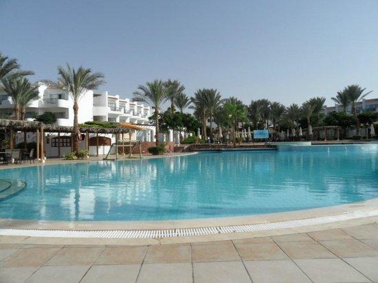 Jaz Fanara Resort & Residence: so quiet!