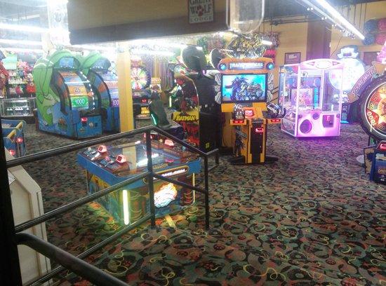 Great Wolf Lodge Kansas City : arcade