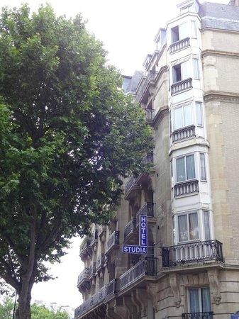 Hotel Studia: Exterior