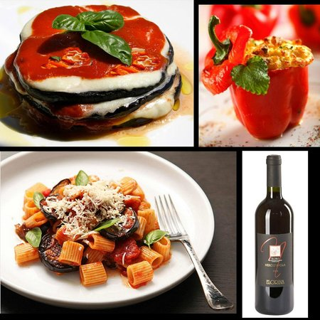 L'Ouverture Restaurant Musical : Sicilian food