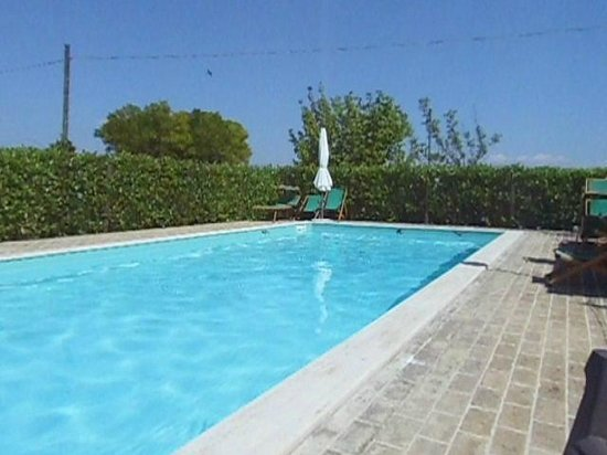 Nonna Rana Holidays Apartments: Piscina